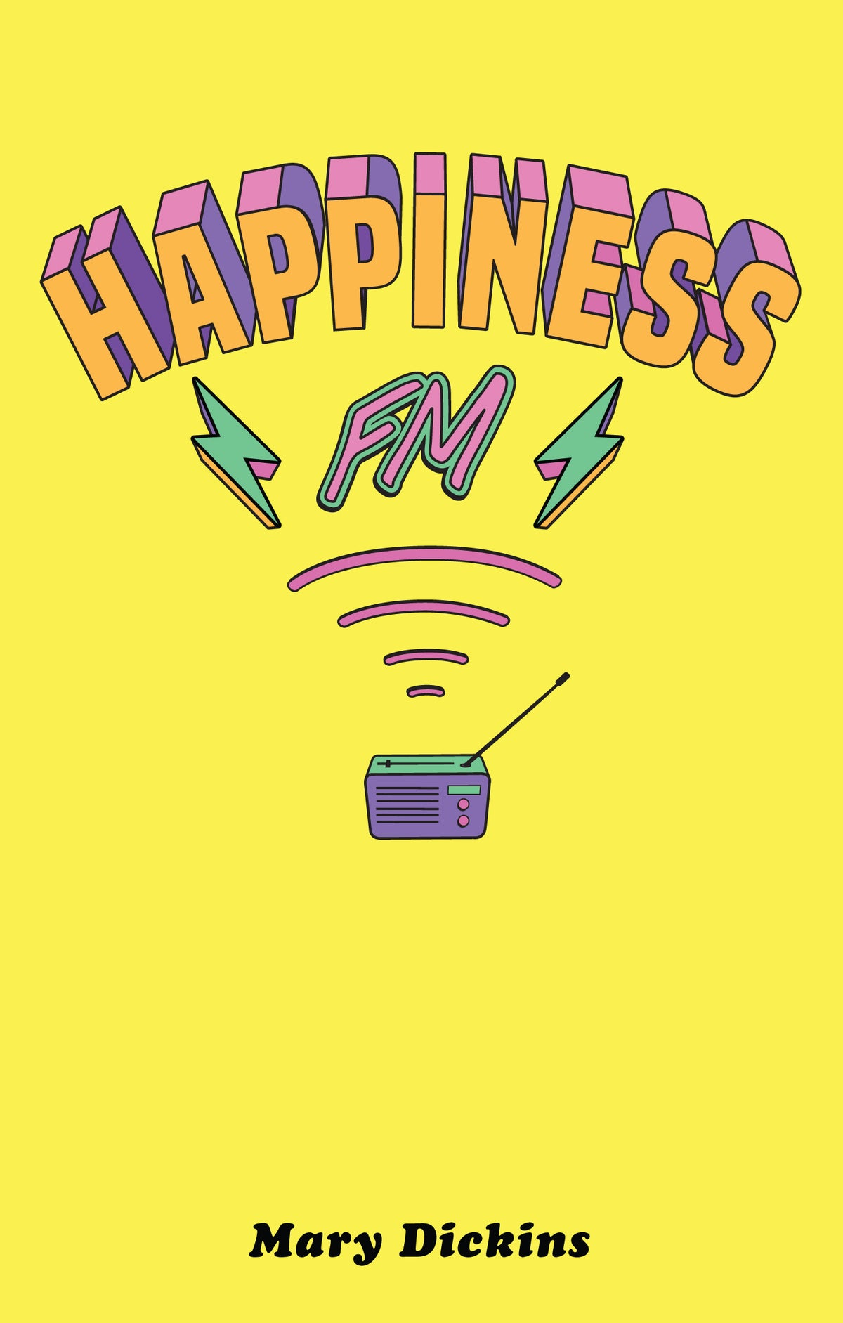 Image of Happiness FM by Mary Dickins