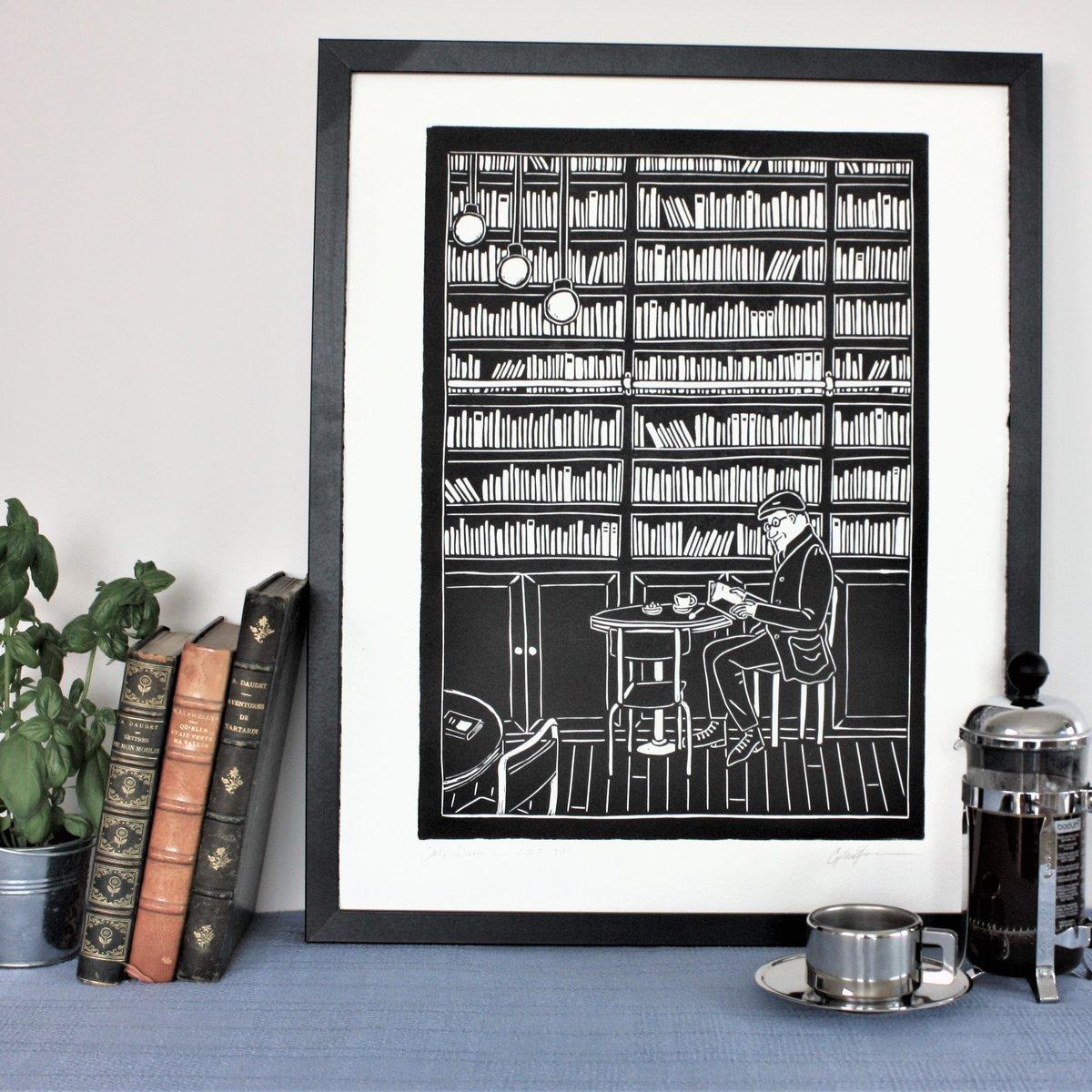 Image of Café Librairie