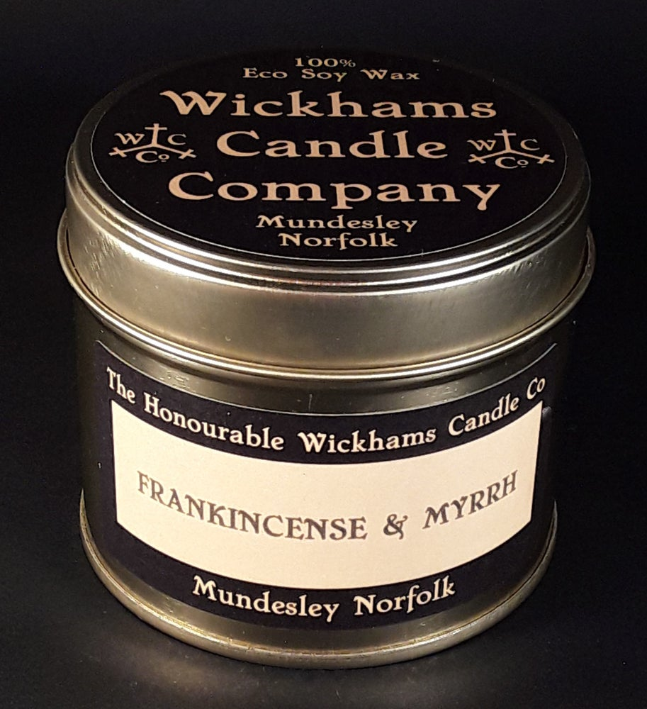 Image of Frankincense and Myrrh (Vegan/GM Free)