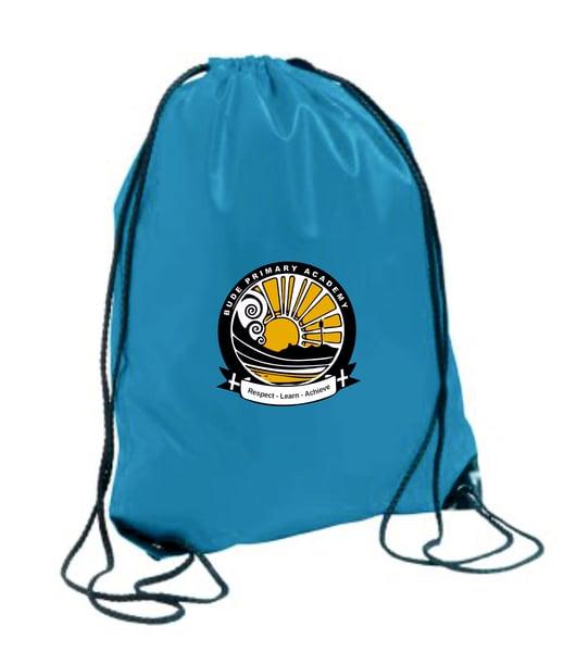 Image of Bude Primary Academy School Gym Sack