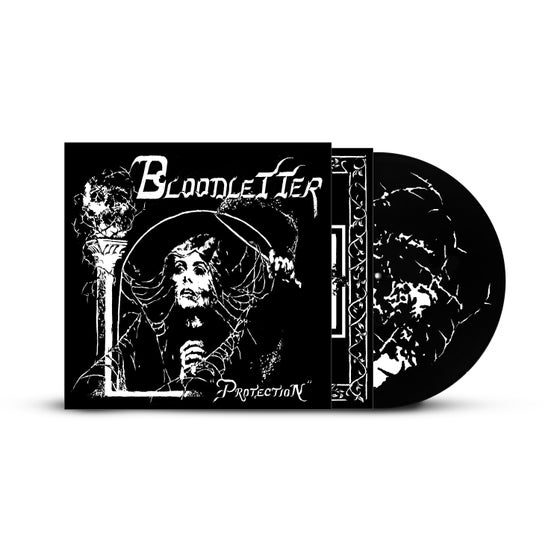 "Image of BLOODLETTER - 'Protection' 12"" EP"