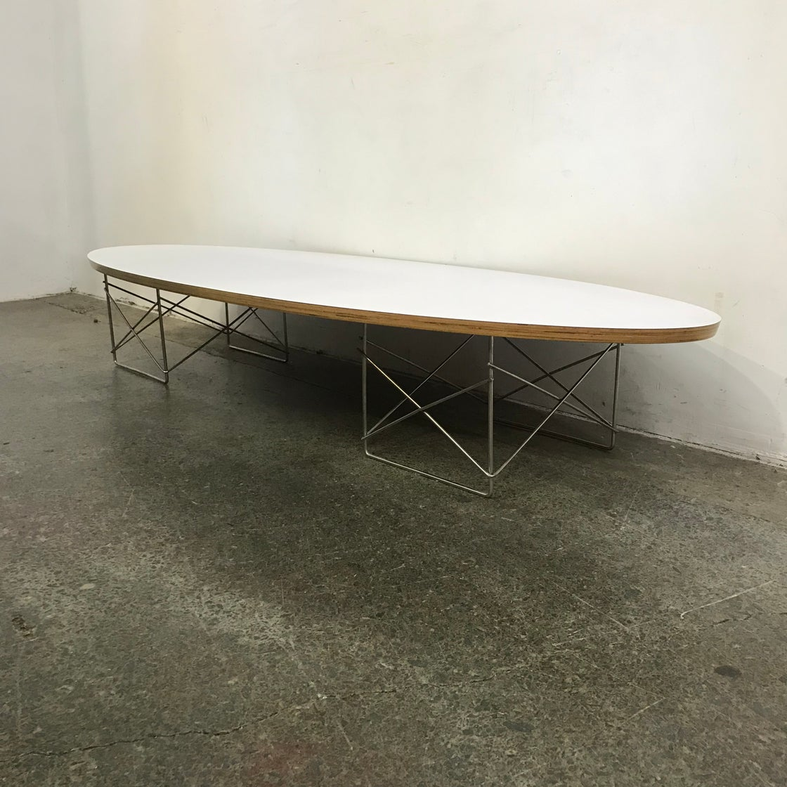 Image of EAMES REPRODUCTION  COFFEE TABLE