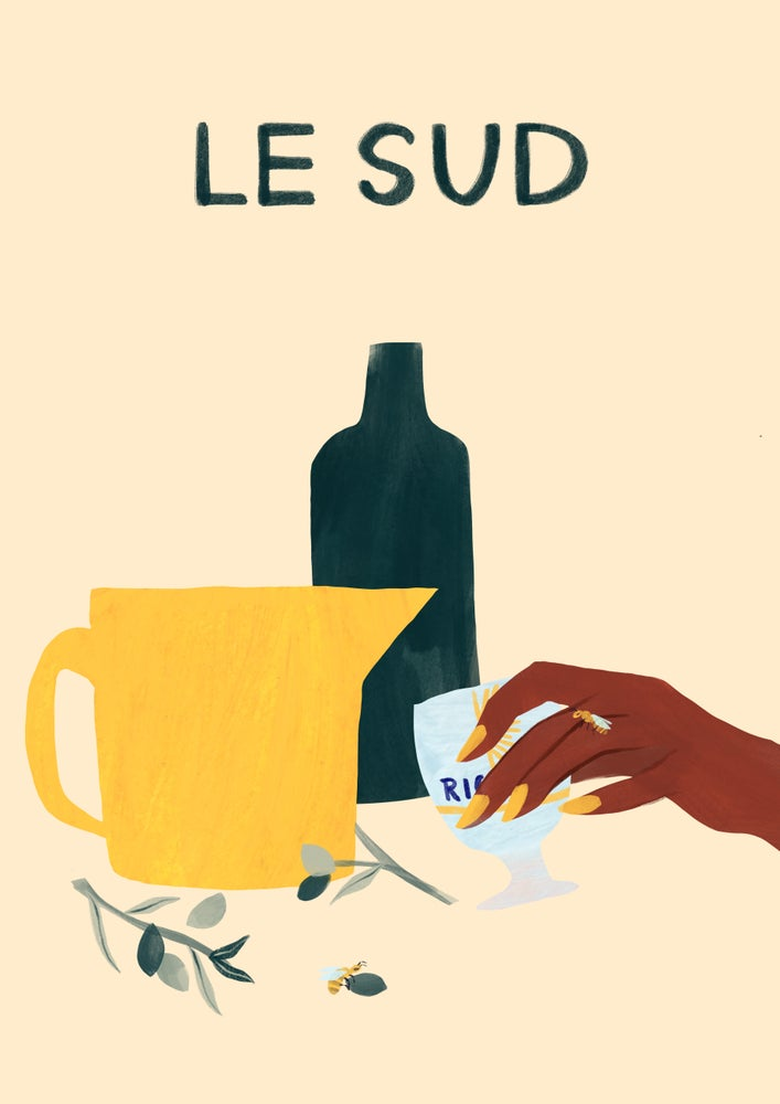 Image of LE SUD  - A4