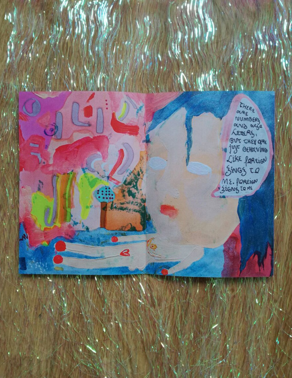"Image of  Zine  ""all you can dream"""