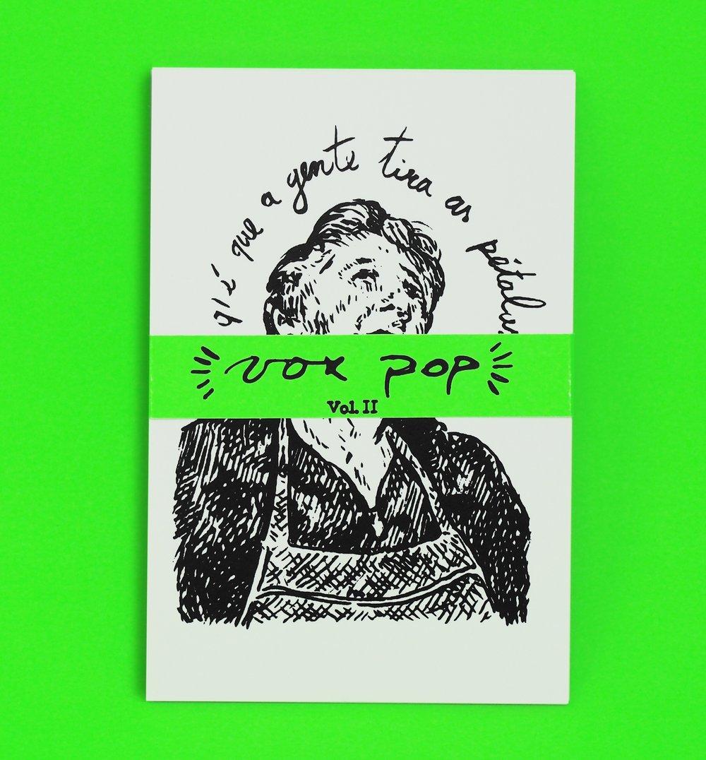 Image of POSTAIS VOX POP vol. II , Hugo Oliveira