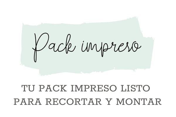 Image of Packs impresos