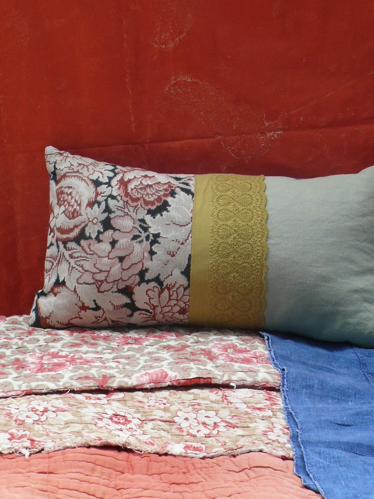 Image of Coussin flores