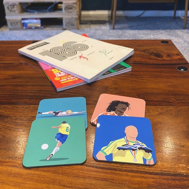 Coasters - Mix & Match (set of 4 or 6)