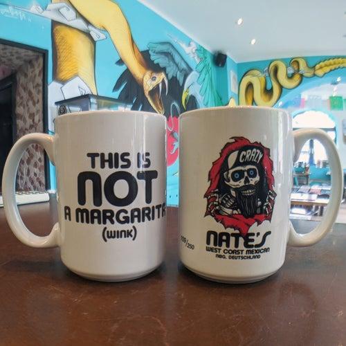 This is NOT a Margarita mug