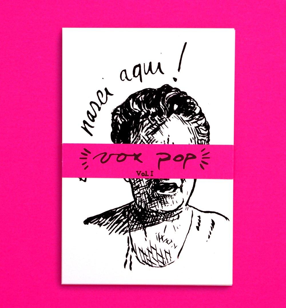 Image of POSTAIS VOX POP vol I, Hugo Oliveira