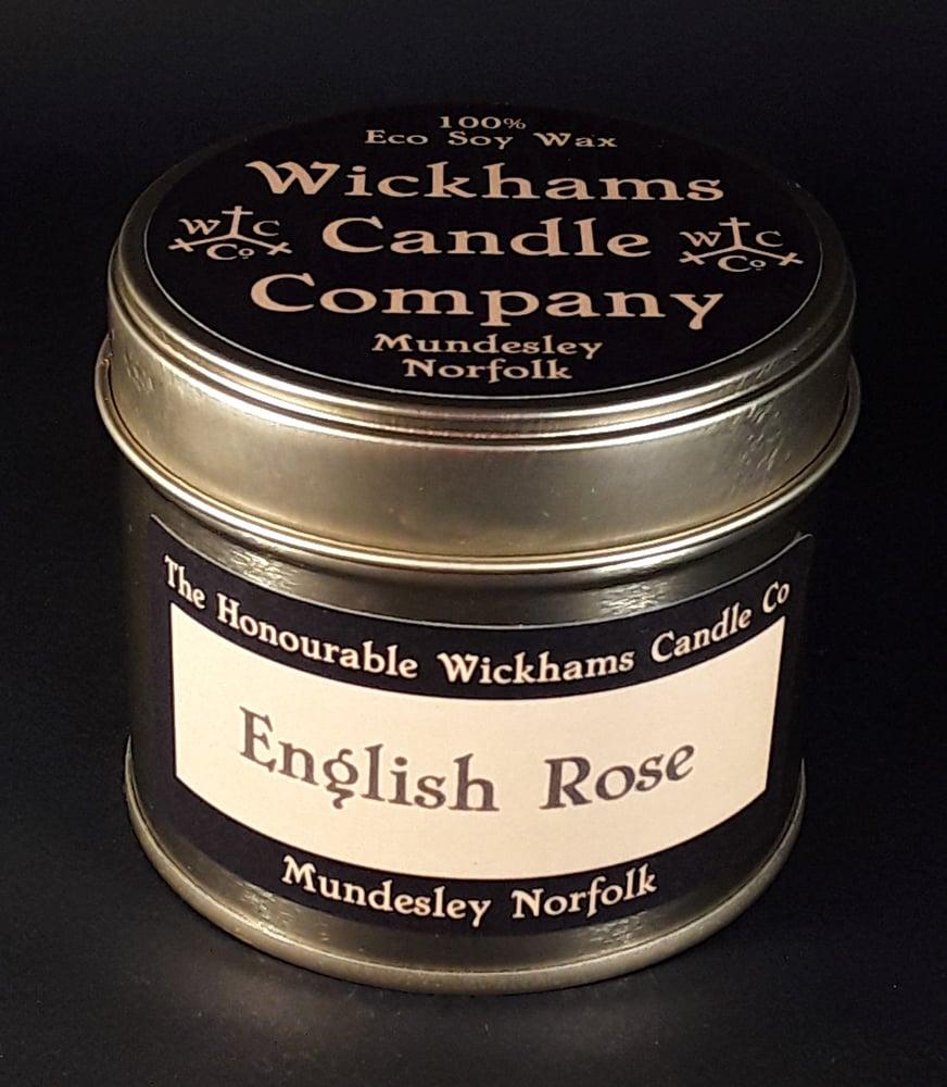 Image of English Rose (Vegan/GM Free)