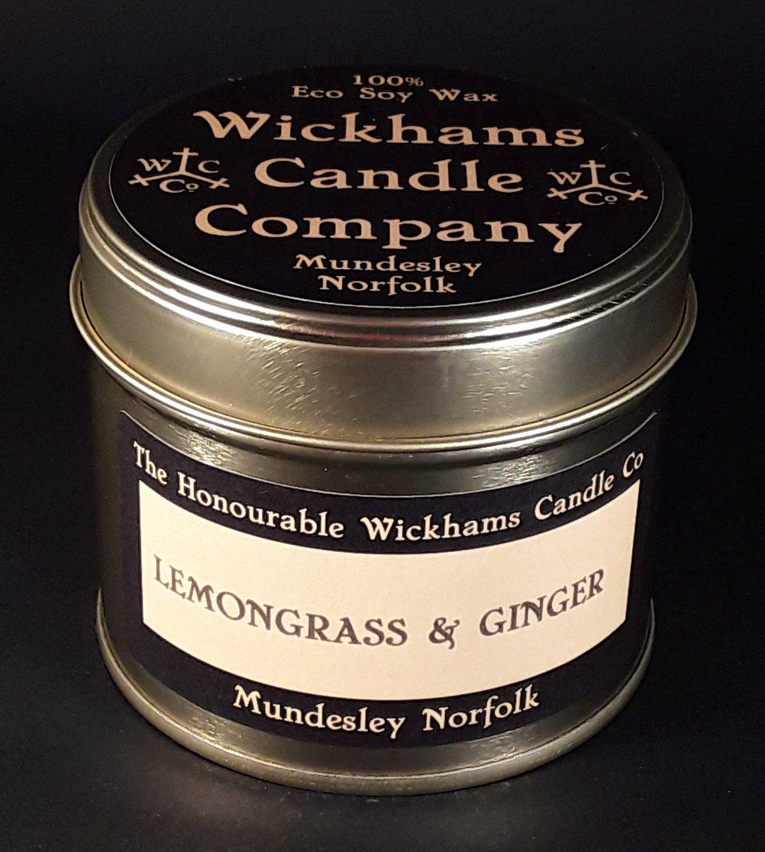 Image of Lemongrass and Ginger (Vegan/GM Free)