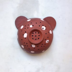 Image of Colander - spotted Bear