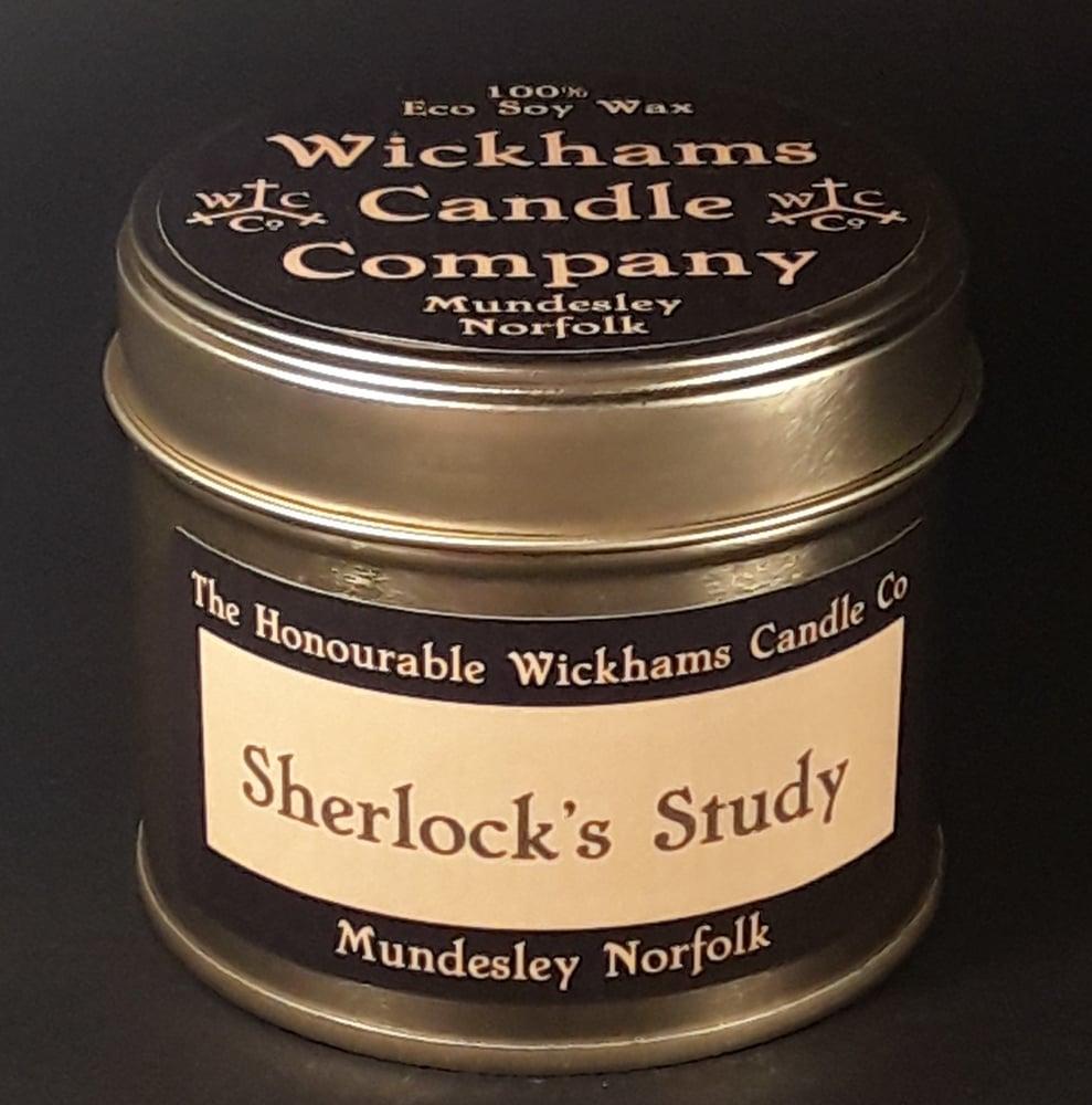 Image of Sherlock's Study (Vegan/GM Free)