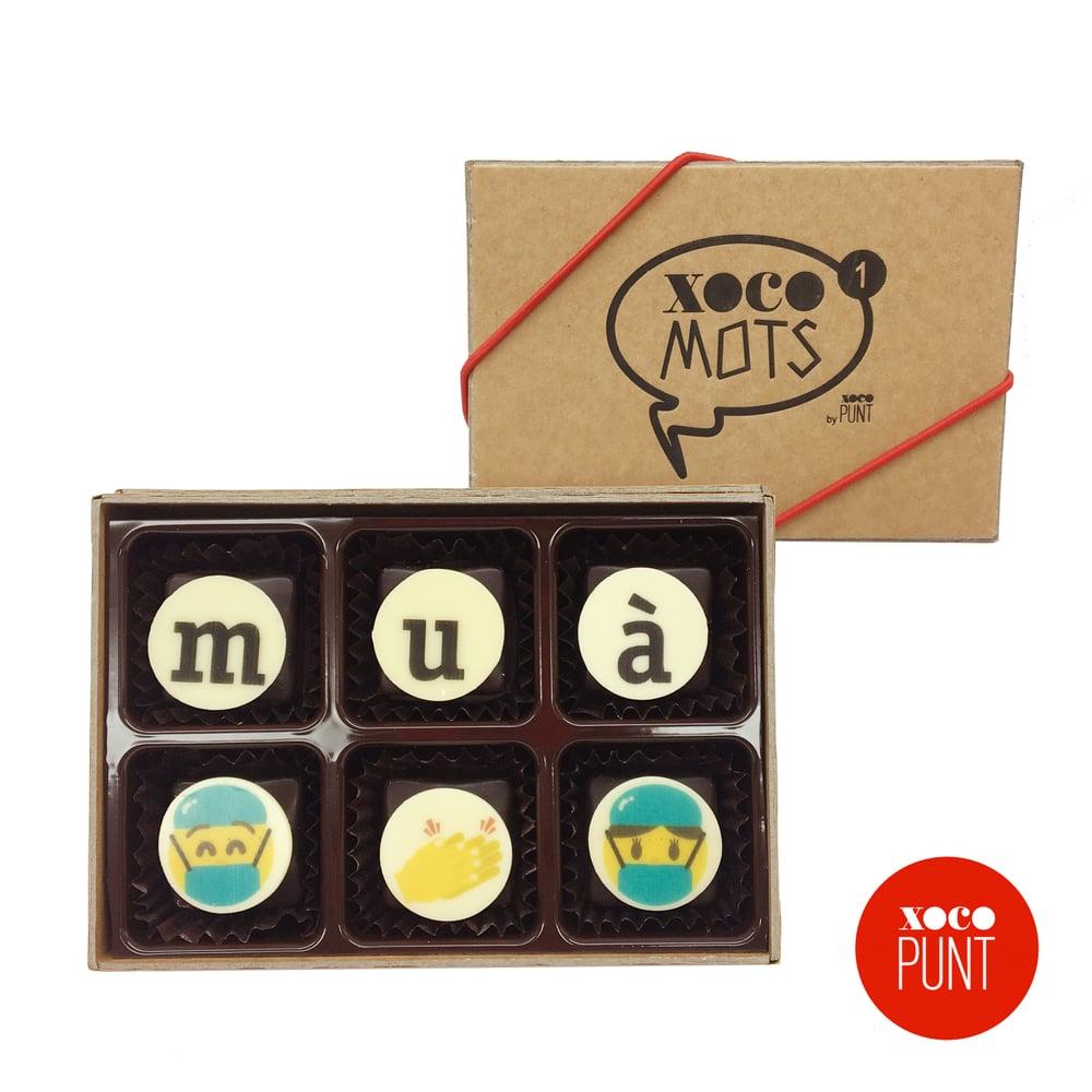 Image of XOCOMOTS 6 - Muà (personal sanitari)