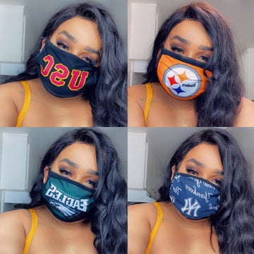Image of Sports Face Mask Drop 3