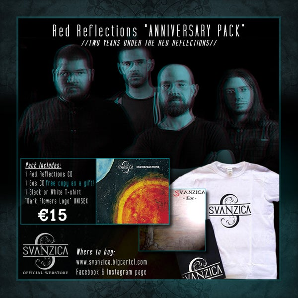 """Image of Red Reflections """"ANNIVERSARY PACK"""" - Two years under the Red Reflections"""