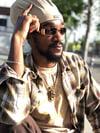 Jah Roots Stretch Hats (Khaki)