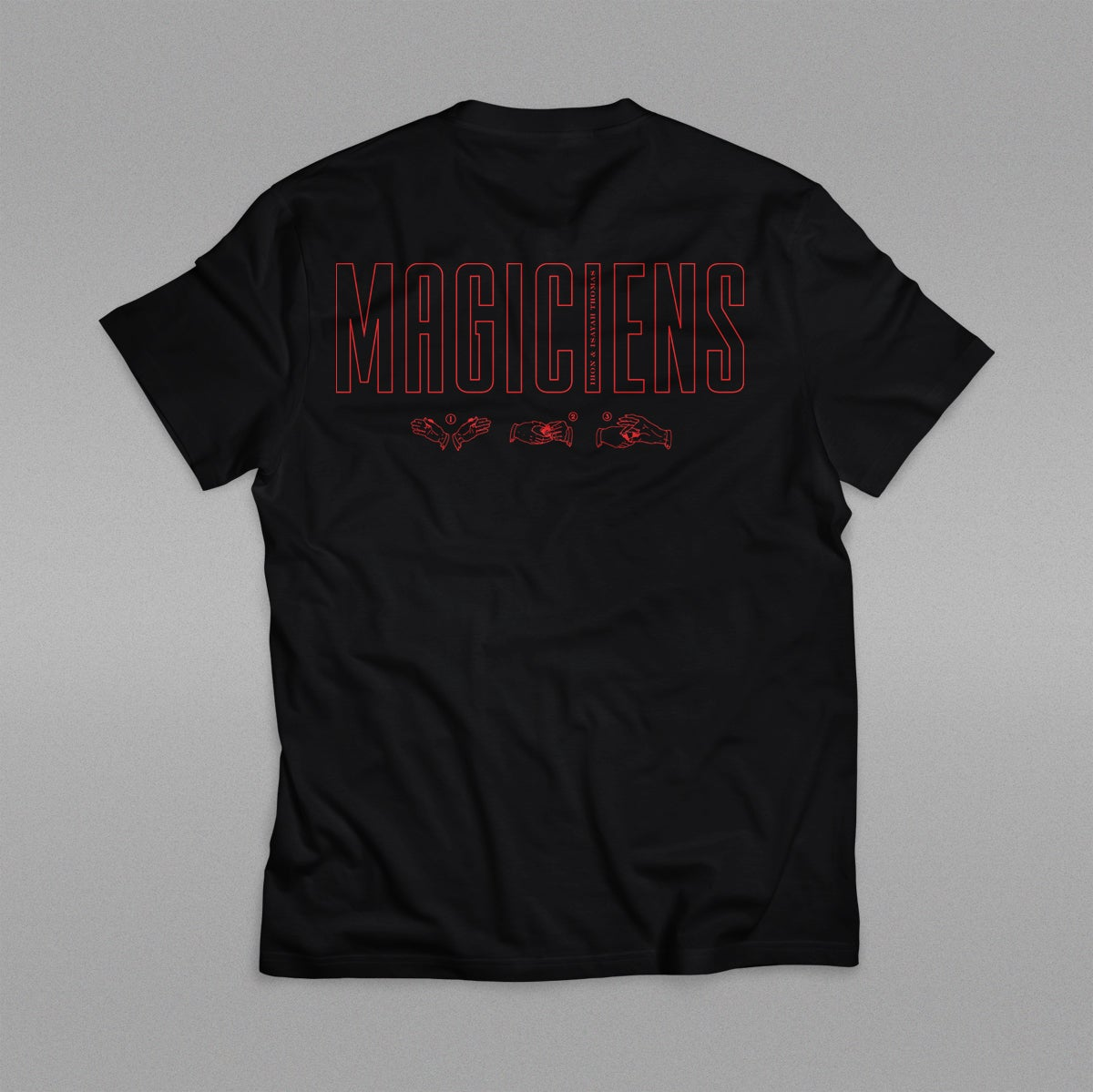 MAGICIENS T-SHIRT EXCLUSIVE by KAIKOO