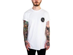 Image of Shield Tee - White