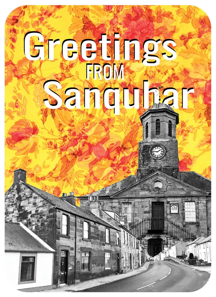 Image of Greetings from Sanquhar, Pack 1
