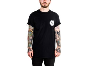 Image of Shield Tee - Black