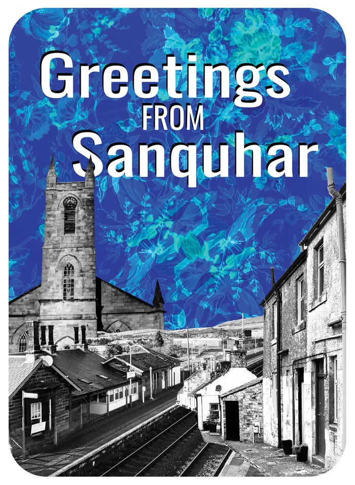 Image of Greetings from Sanquhar, Pack 2