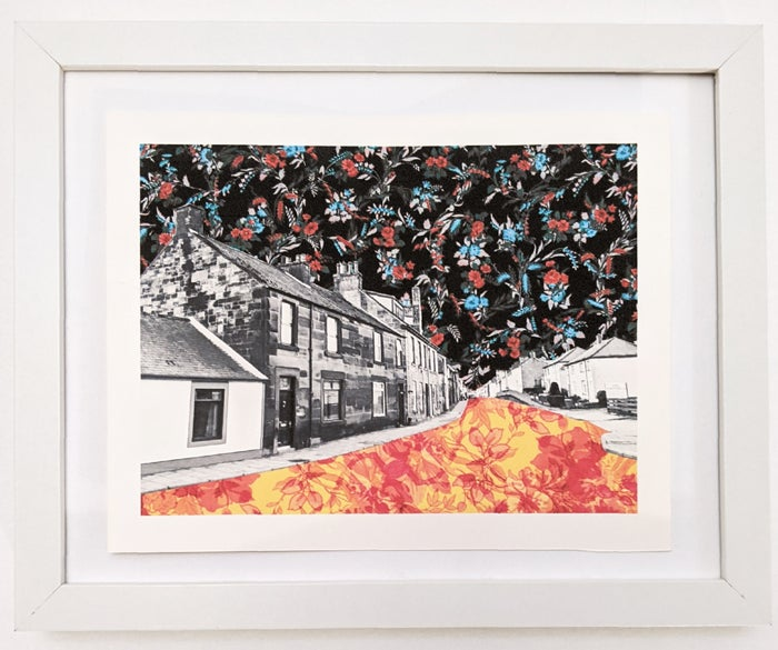 Image of High Street from the Sanquhar Series