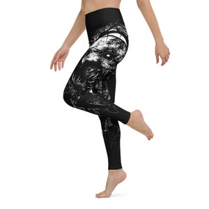MOUTH Yoga Leggings