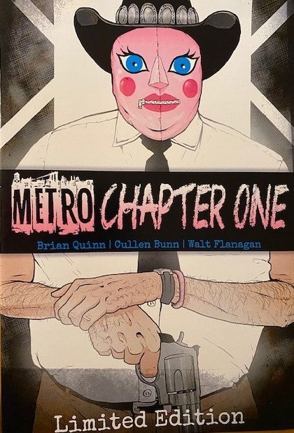 Image of METRO Chapter 1