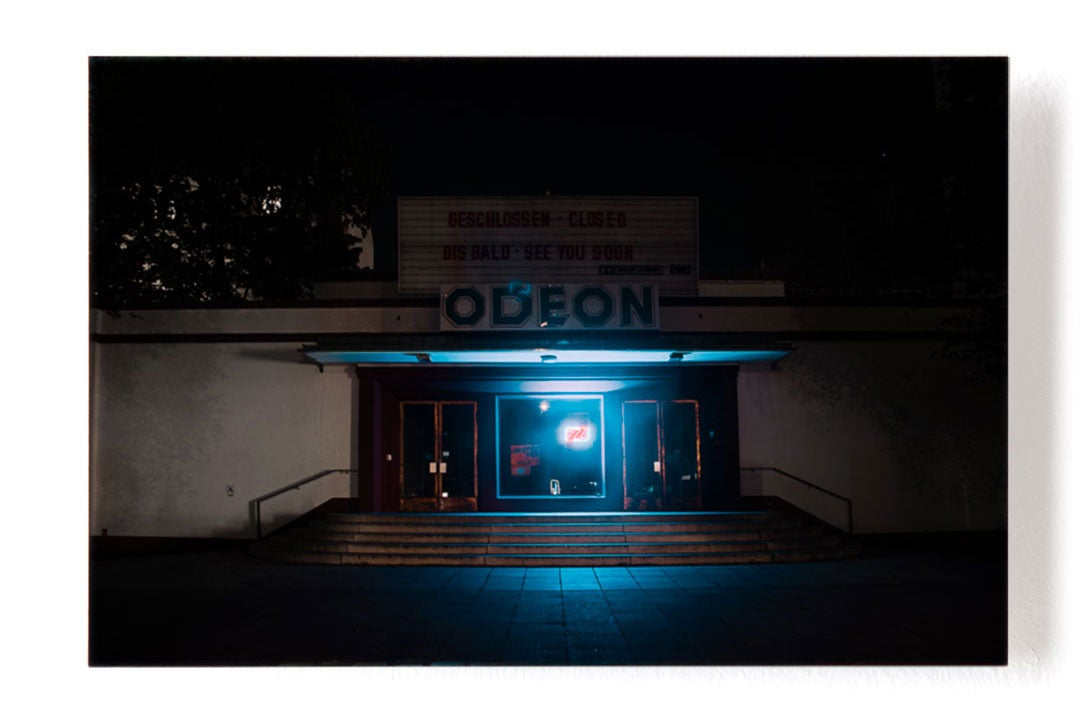 Image of ZZZ Berlin - Odeon Kino