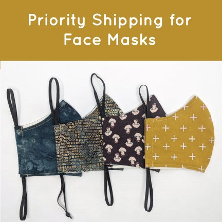 Image of Priority Shipping for Face masks
