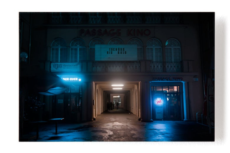 Image of ZZZ Berlin - Passage Kino
