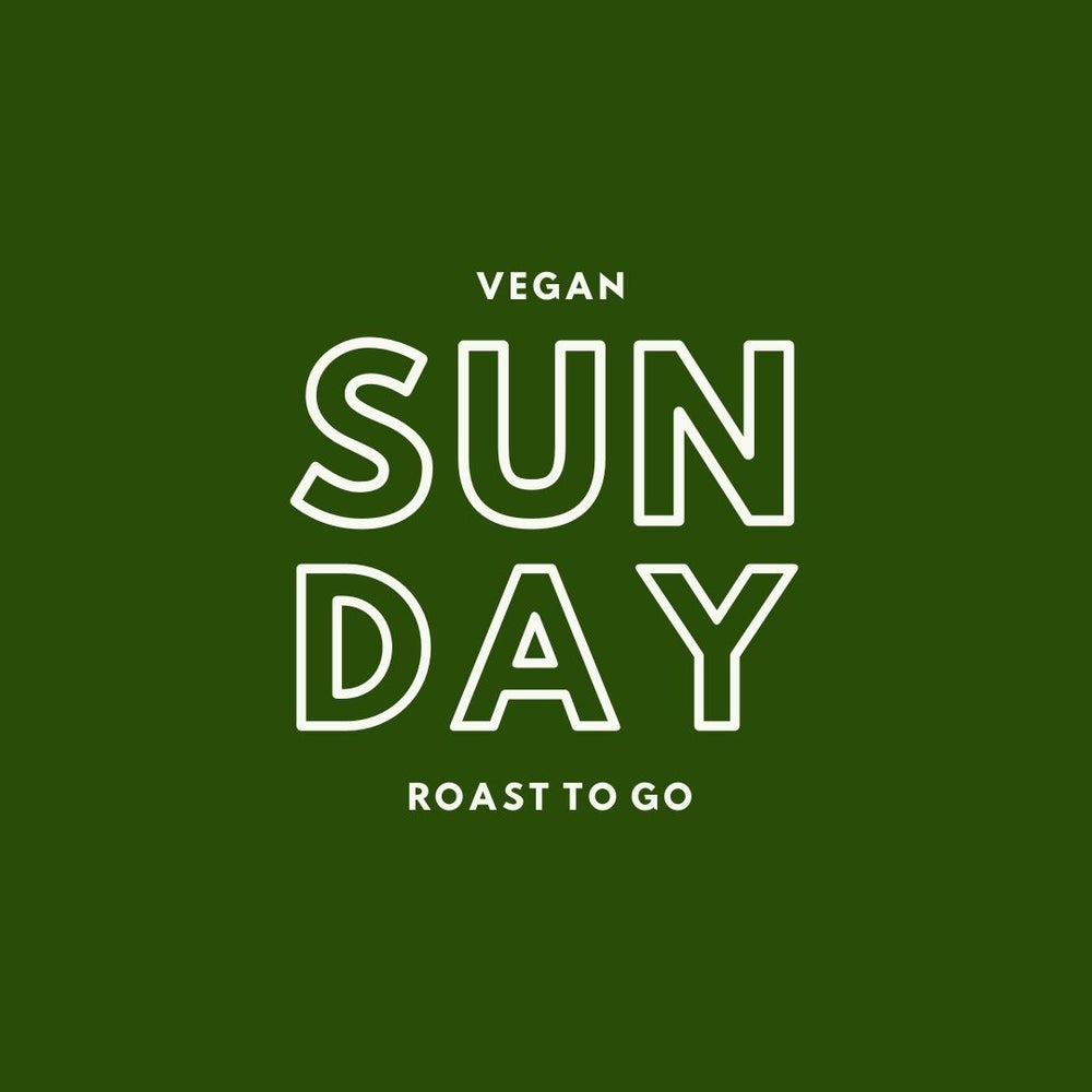 Vegan Sunday Roast To Go - 14th June