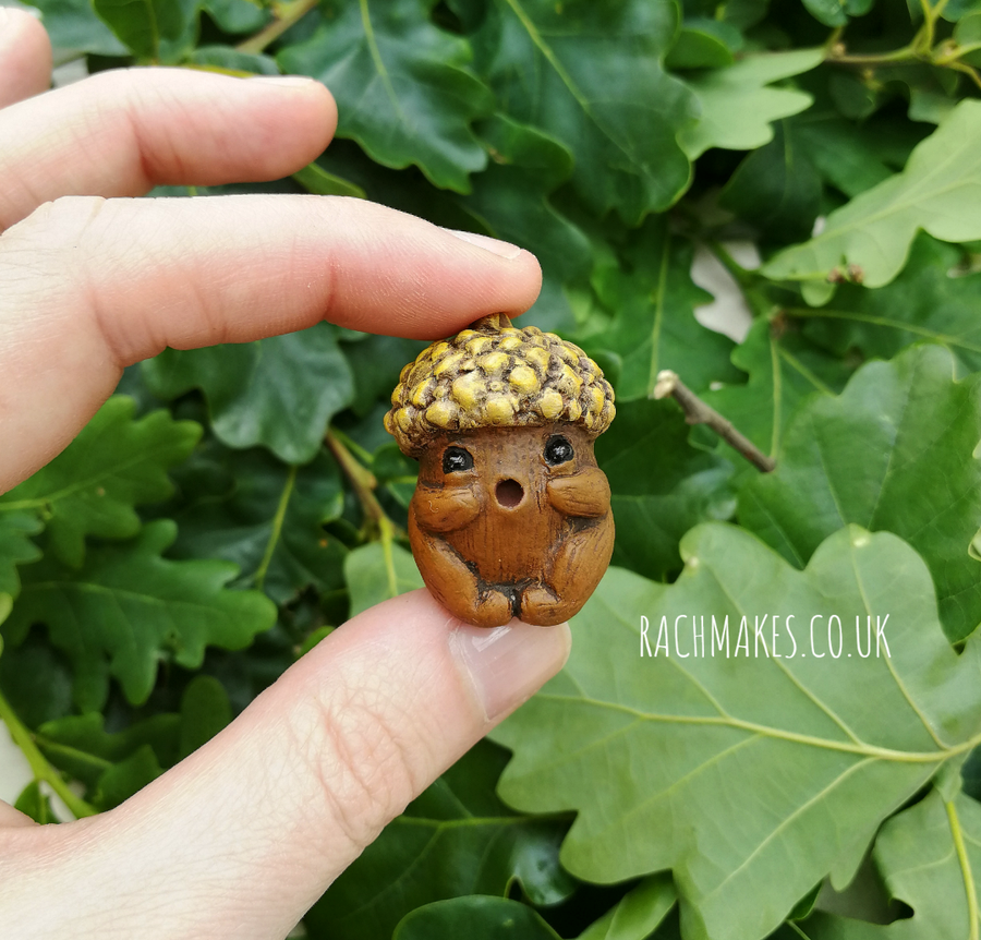 Image of Ooh! Acorn Baby