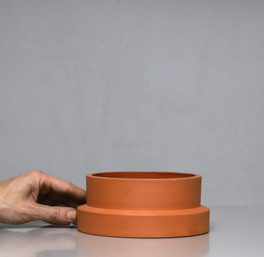 Image of Terracotta One step