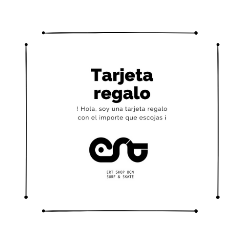 TARJETA REGALO - GIFT CARD