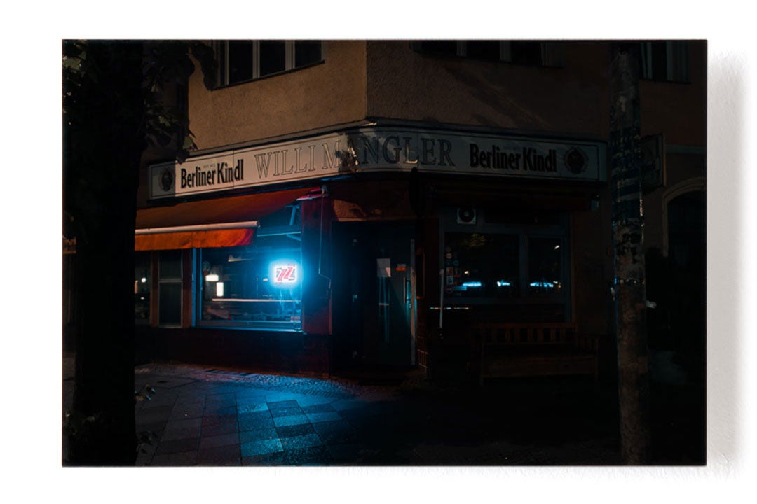 Image of ZZZ Berlin - Willi Mangler