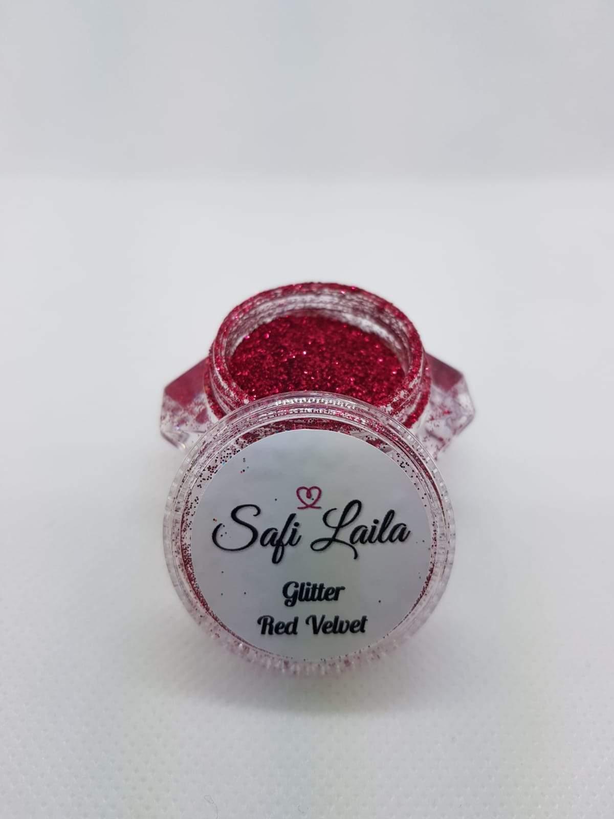 Image of Red Velvet Glitter
