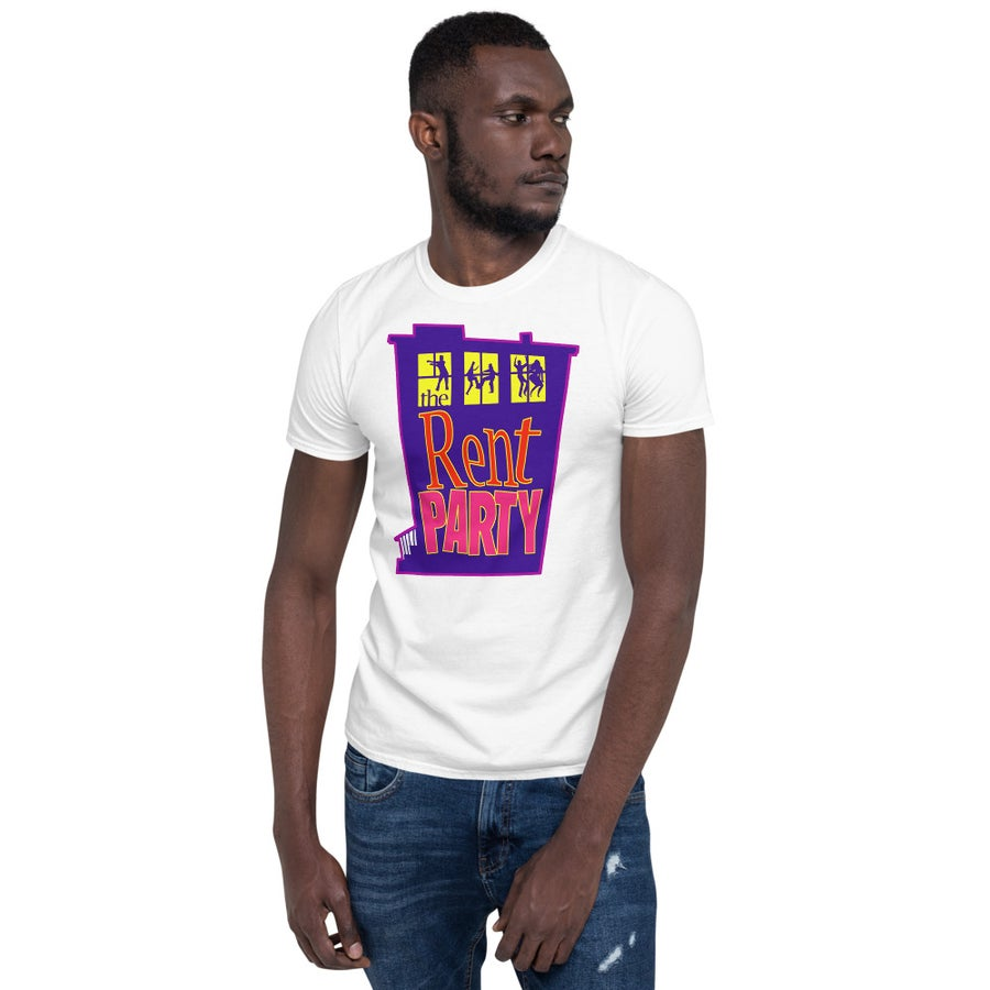 Image of The Rent Party Unisex T-Shirt