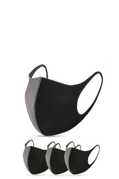 Image of Ramber Black Adult Mask