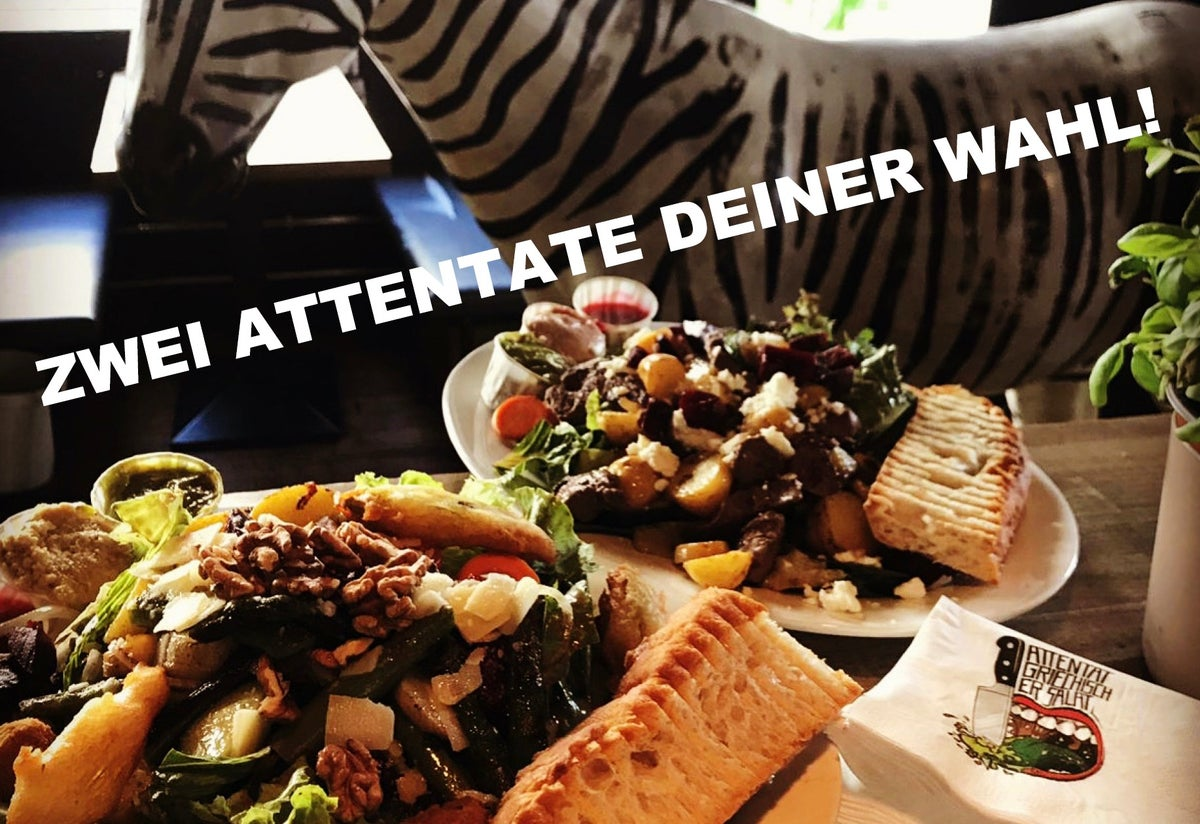 Image of Attentat at HOME Dinner for TWO // Daheim sexy times!