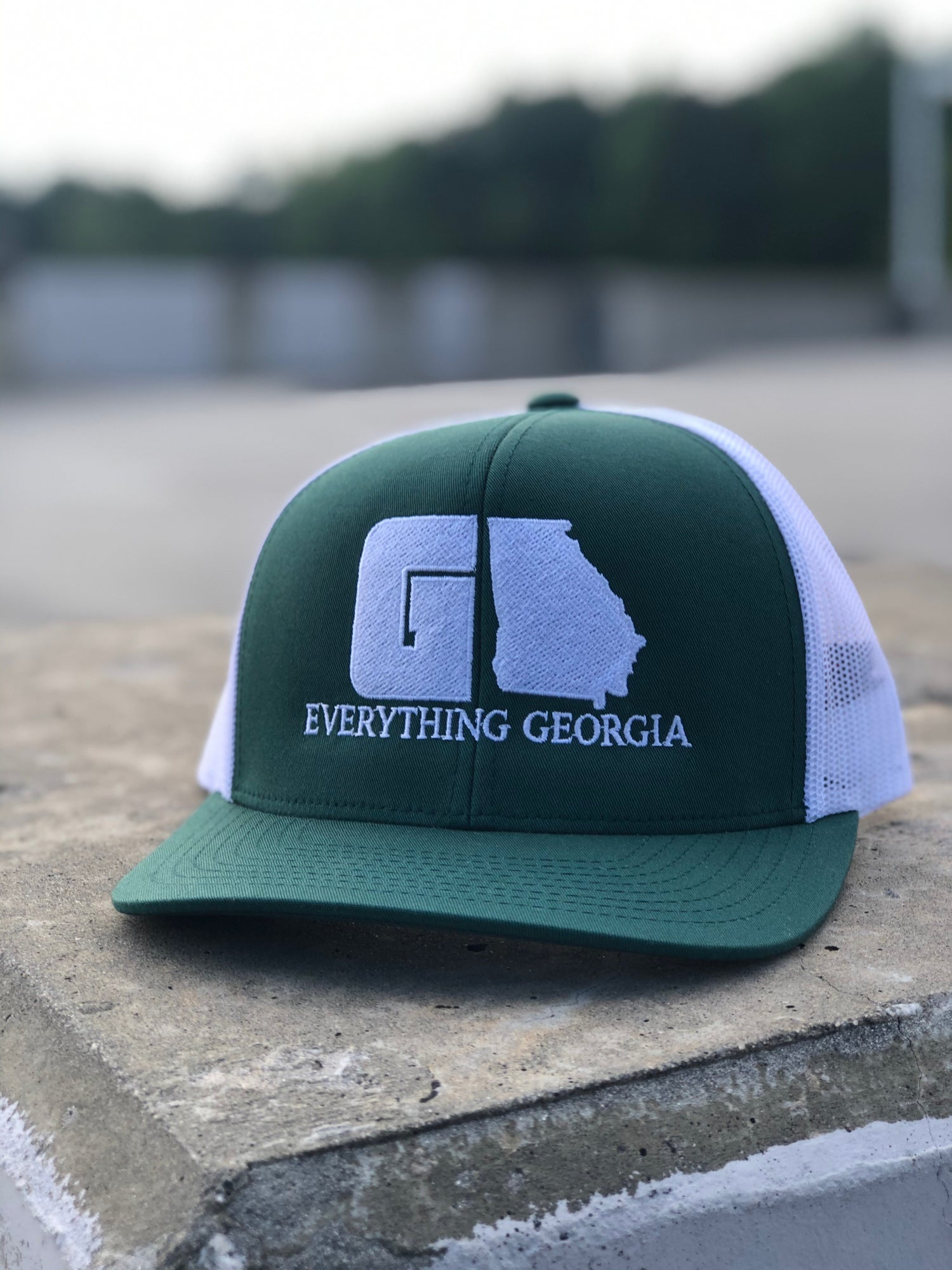 Image of GAFollowers 'Everything Georgia' Classic Trucker