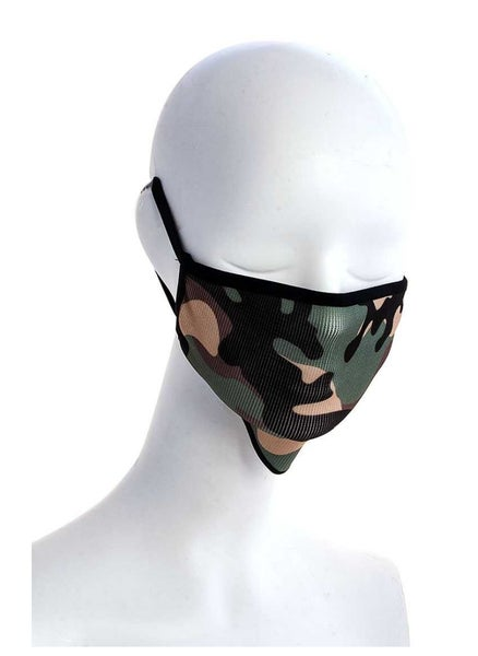 Image of Robin Spandex Army Mask