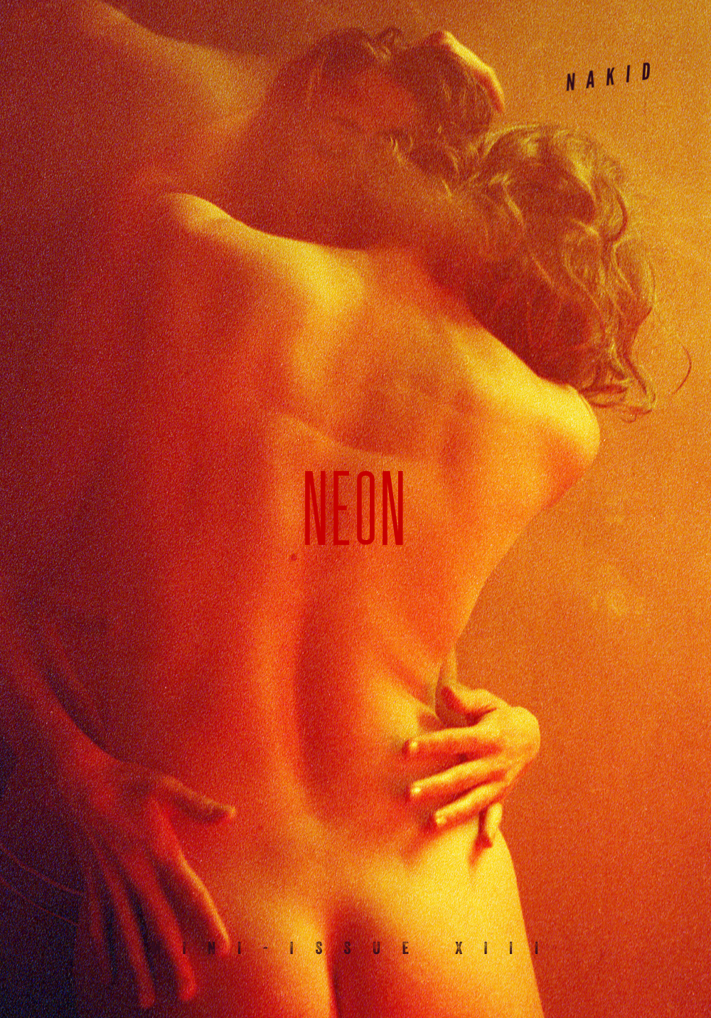NAKID MAGAZINE - MINI-ISSUE XIII: NEON {PRINT & DIGITAL Format}