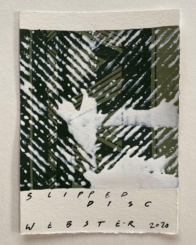 Image of Slipped Disc (2020)