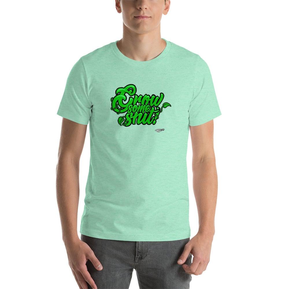 Image of Grow Some Shit - Short-Sleeve Unisex T-Shirt