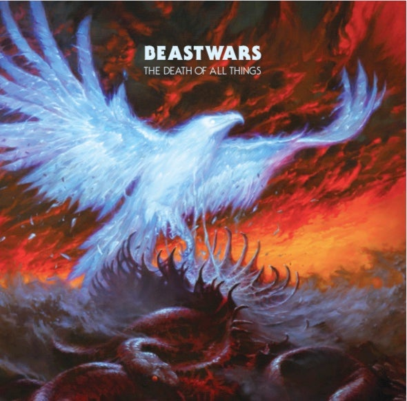 Image of Beastwars - The Death of All Things CD