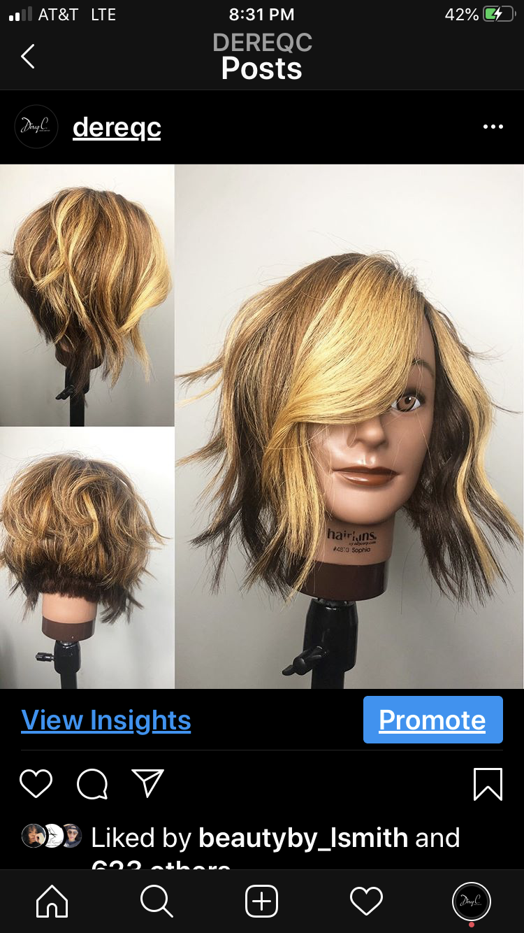 Image of Dimensional color placement and graduation cut course!