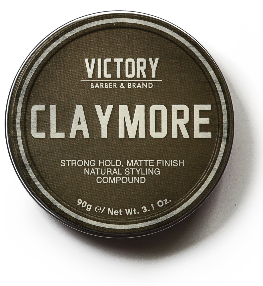 Image of Victory Barber & Brand Claymore Styling Clay